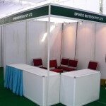 Prefabricated Exhibition Stalls